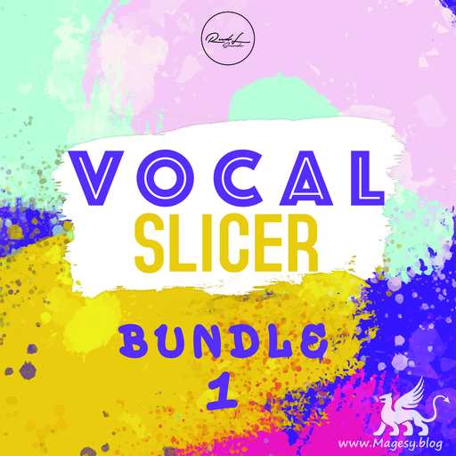 Vocal Slicer Bundle WAV-DECiBEL