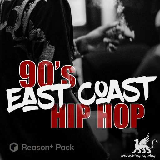90s East Coast Hip Hop REASON 11 PACK