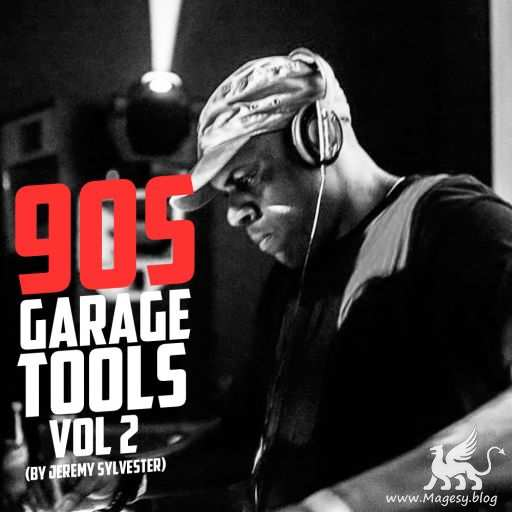 90s Garage Tools Vol.2 WAV MiDi-DECiBEL