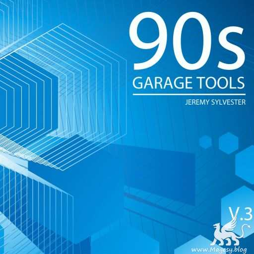 90s Garage Tools Vol.3 WAV MiDi-DECiBEL