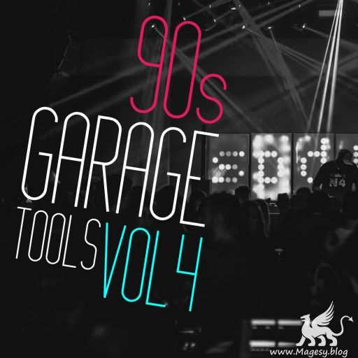 90s Garage Tools Vol.4 WAV MiDi-DECiBEL