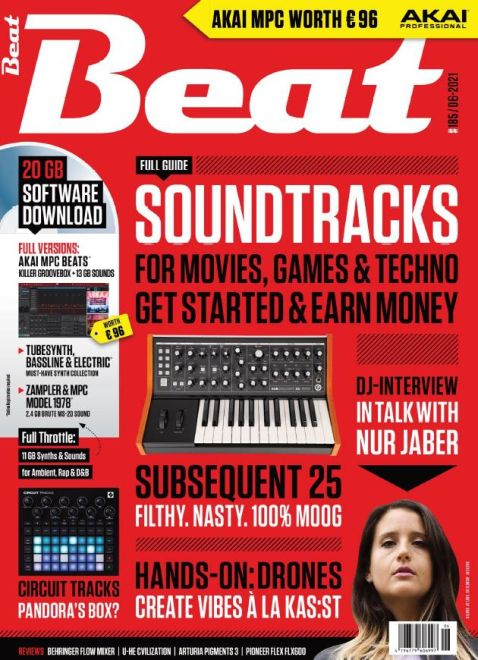 Beat Magazine June 2021