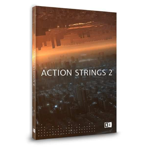 Cinematic Action Strings 2 KONTAKT