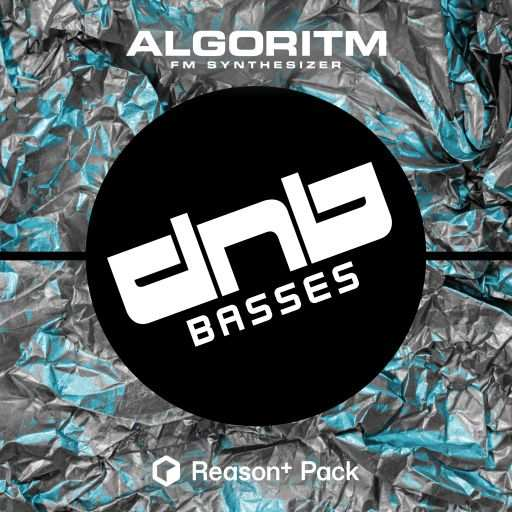 DnB Basses Pack For ALGORiTM REASON 11