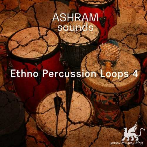 Ethno Percussion Loops 4 WAV-FANTASTiC