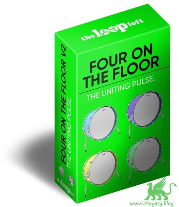 Four On The Floor Vol.3 MULTiFORMAT-DECiBEL