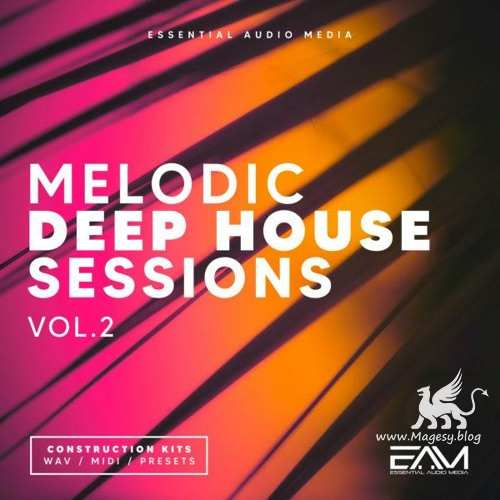 Melodic Deep House Sessions Vol.2-DECiBEL