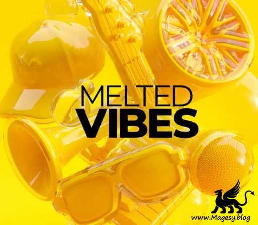 Melted Vibes KONTAKT WiN MAC iSO