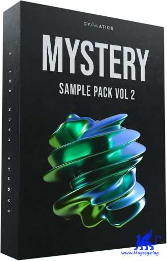 Mystery Sample Pack Vol.2 WAV