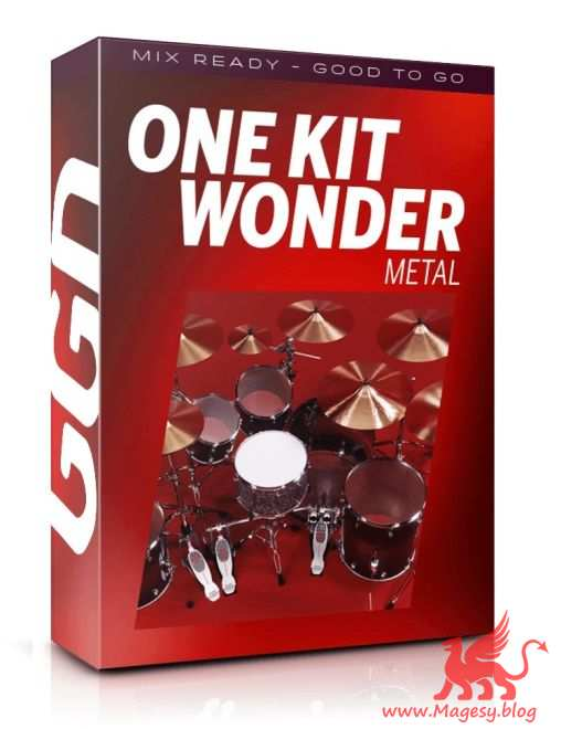 One Kit Wonder Metal KONTAKT-FANTASTiC