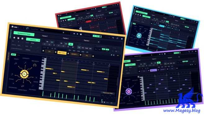 Orb Producer Suite v2.0.3 WiN MAC-FLARE
