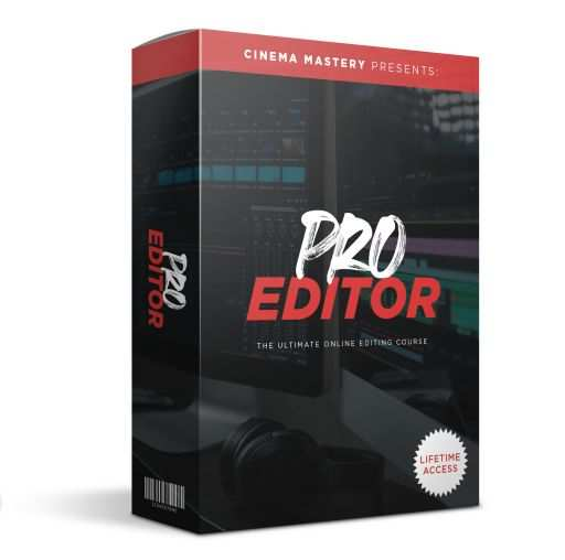 Pro Editor Complete Masterclass For Filmmakers TUTORiAL