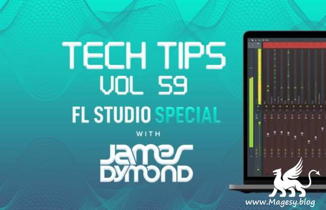 Tech Tips Vol.59 TUTORiAL-SYNTHiC4TE