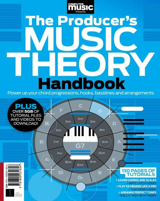 The Producers Music Theory Handbook 3rd Edition