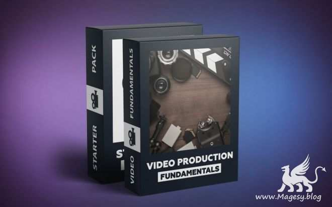 Video Production Fundamentals Course TUTORiAL LUTs SFX
