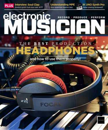 Electronic Musician August 2021 PDF