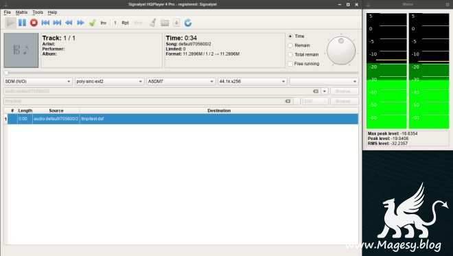 HQPlayer PRO And Desktop v4.x.x WiN