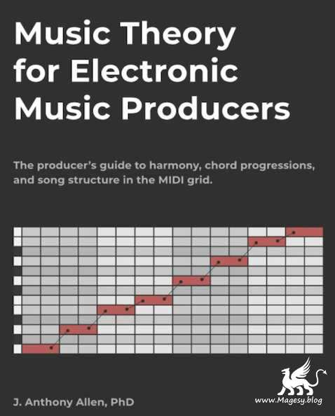 Music Theory for Electronic Musicians TUTORiAL