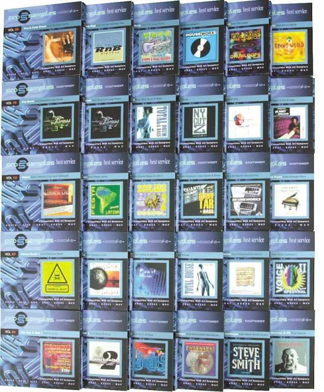 ProSamples Collection MULTiFORMAT