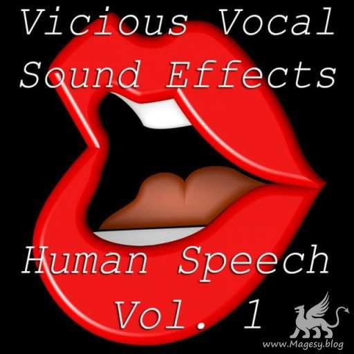 Vicious Vocal Sound Effects 1-15 WAV