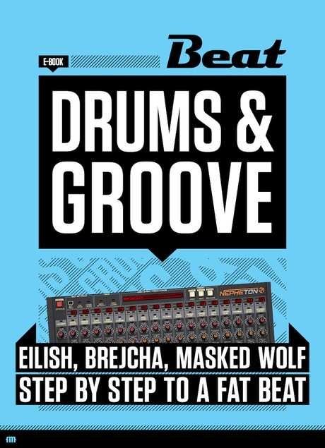 Beat Specials English Edition: Drums and Groove (2021) PDF-DECiBEL
