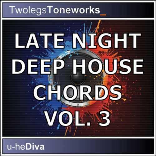 Late Night Deep House Chords Vol.3 For DiVA-MAGNETRiXX