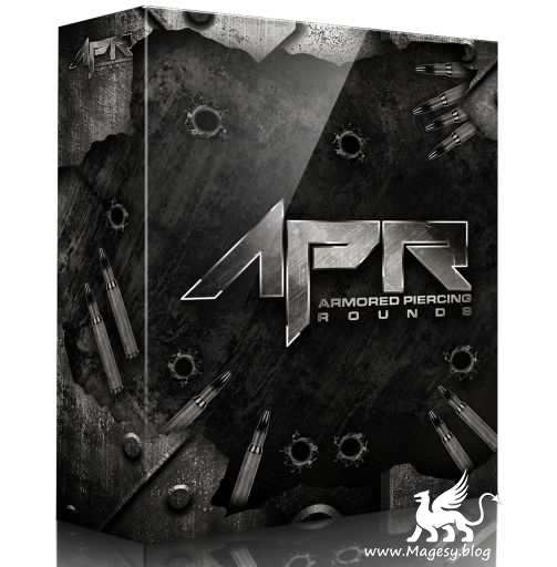 Armored Piercing Rounds WAV MiDi-DiSCOVER