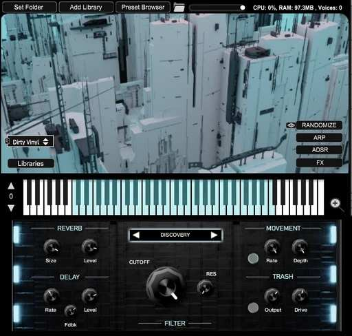 Atlas For KONTAKT And NEAT PLAYER