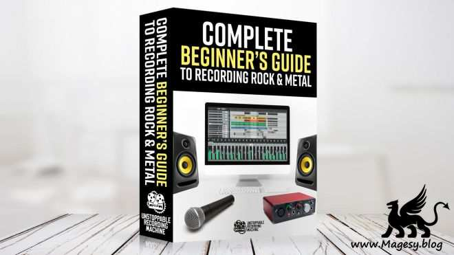 Complete Beginners Guide to Mixing Metal