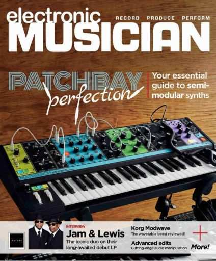 Electronic Musician October 2021