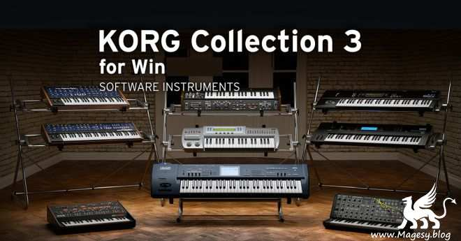 KORG Collection Complete v3.0 AAX STANDALONE VSTi x64 WiN
