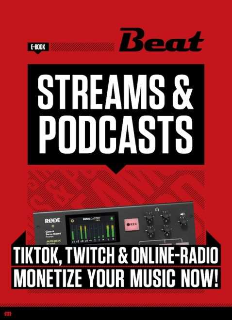 Streams And Podcasts Beat Specials