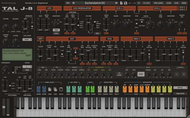 TAL Synths Collection v2021.08.13 macOS-SPTNDC