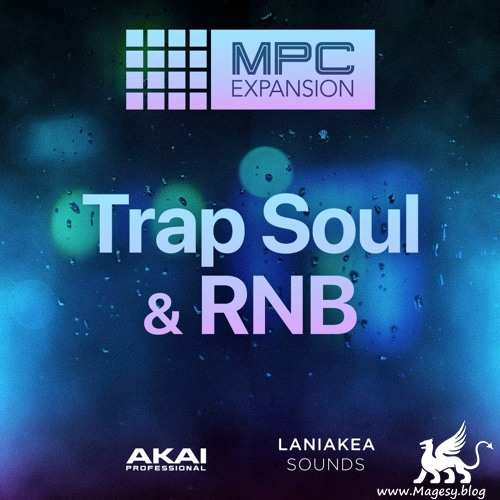 Trap Soul And RnB EXPANSiON MPC