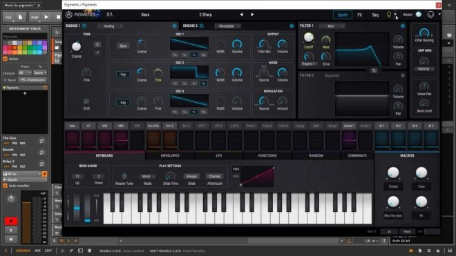 Ultimate Guide Pigments Synthesiser TUTORiAL