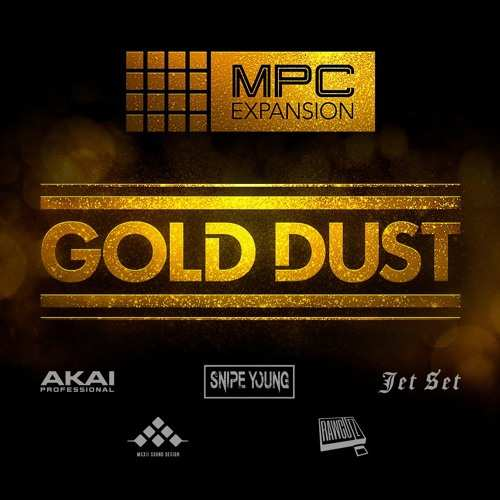Gold Dust v1.0.4 EXPANSiON MPC