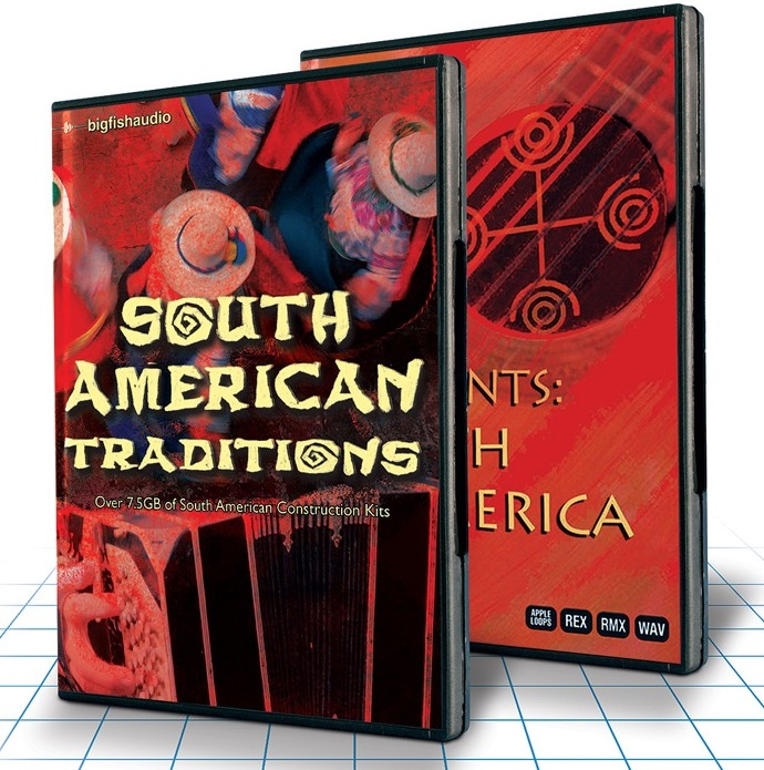 South American Traditions MULTiFORMAT | Images From Magesy® R Evolution™