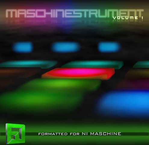 Maschinestrument Vol.1 MASCHiNE EXPANSiON | Images From Magesy® R Evolution™