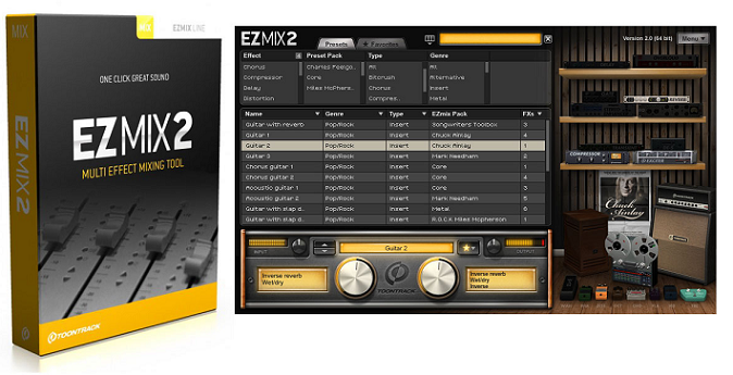 EZmix 2 v2.1.5 VSTi RTAS AAX STANDALONE x86 x64 WiN Rev.2 CE V.R | Images From Magesy® R Evolution™