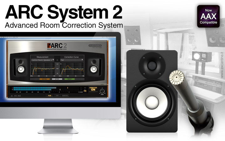 ARC System 2 v2.5.0 AU AAX VST RTAS WiN MAC R2R | Images From Magesy® R Evolution™