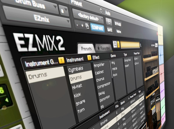 Mixing With Toontrack EZmix 2 TUTORiAL MATRiX | Images From Magesy® R Evolution™
