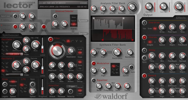 Waldorf Lector v1.1.x AU VSTi VST3 x86 x64 WiN MAC R2R | Images From Magesy® R Evolution™