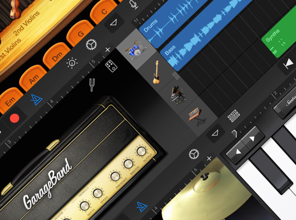 GarageBand iOS Explained TUTORiAL MAGNETRiXX | Images From Magesy® R Evolution™