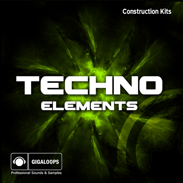 Techno Elements WAV REX DISCOVER | Images From Magesy® R Evolution™