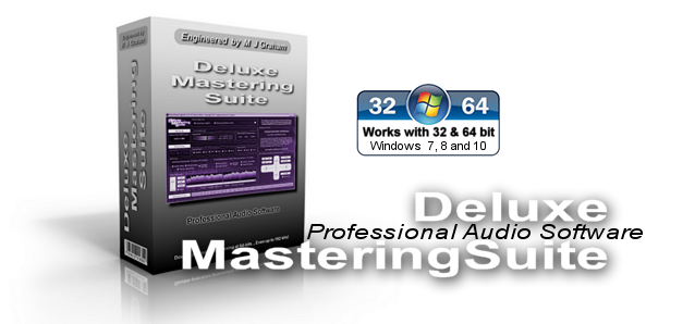 WaveGenix Deluxe Mastering Suite v6.8.5.0 WiN CRD   Images From Magesy® R Evolution™