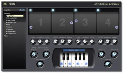 VirSyn Klon VST RTAS v1.0.2 AiR | Images From Magesy® R Evolution™