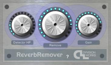 DyVision Works Reverb Remover VST v1.0 WiN ASSiGN | Images From Magesy® R Evolution™
