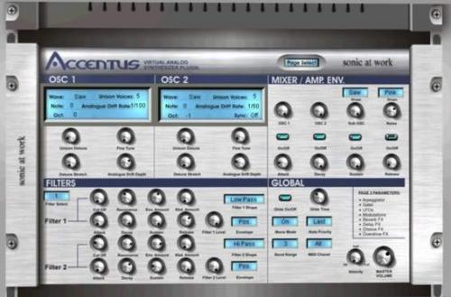ACCENTUS v1.0 VSTi WiN ViP   Images From Magesy® R Evolution™