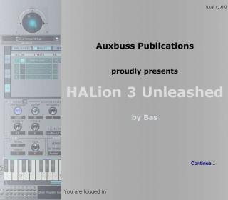 Auxbuss HALion 3 Unleashed TUTORiAL   Images From Magesy® R Evolution™