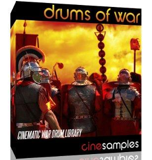 Drums Of War KONTAKT AudioP2P | Images From Magesy® R Evolution™